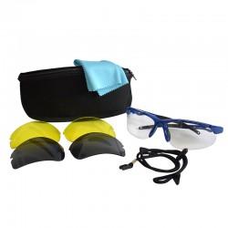 Veiligheidsbril Hot Rod set